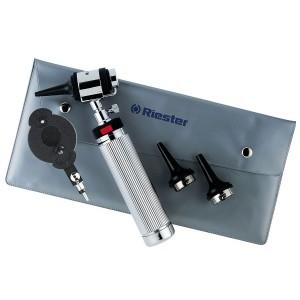 Σετ ωτοσκόπιο-οφθαλμοσκόπιο Uni-III Riester