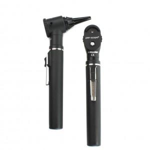 Ωτοσκόπιο-Οφθαλμοσκόπιο Pen-Scope μαύρο