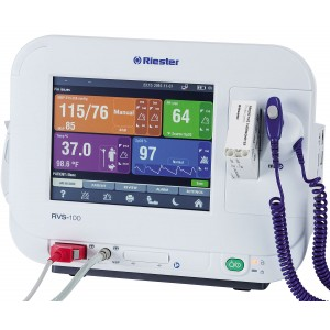 Πιεσόμετρο με οξύμετρο RVS-100 Bluetooth