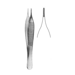 Λαβίδα ανατομική Adson 12cm