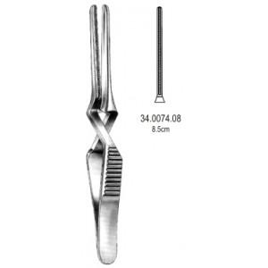 Άγγιστρα αγγείων DeBakey 8.5cm