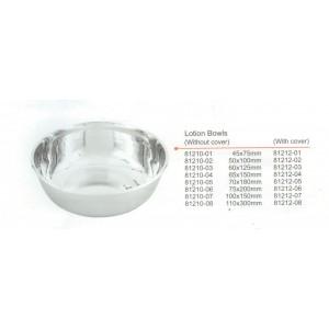 Bowl lotion 45x75mm