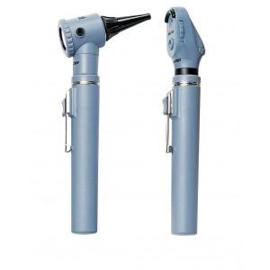Ωτοσκόπιο-Οφθαλμοσκόπιο Ri-Mini αλογόνου μπλε