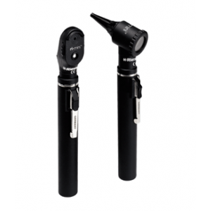 Ωτοσκόπιο-Οφθαλμοσκόπιο Ri-Mini XL μαύρο